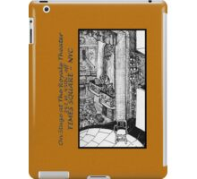 NYC-The Royale Theater near Times Square iPad Case/Skin