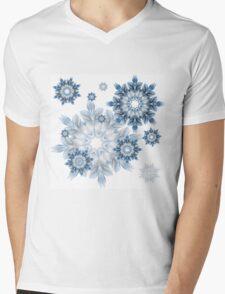 Let it snow! Mens V-Neck T-Shirt
