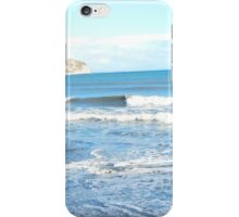 November Waves iPhone Case/Skin