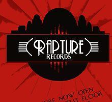 Bioshock: Rapture Records by mariafumada