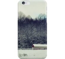 November Snow iPhone Case/Skin