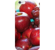 Fifty Shades of Red - Tote iPhone Case/Skin