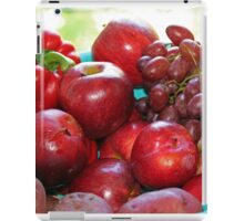 Fifty Shades of Red - Tote iPad Case/Skin