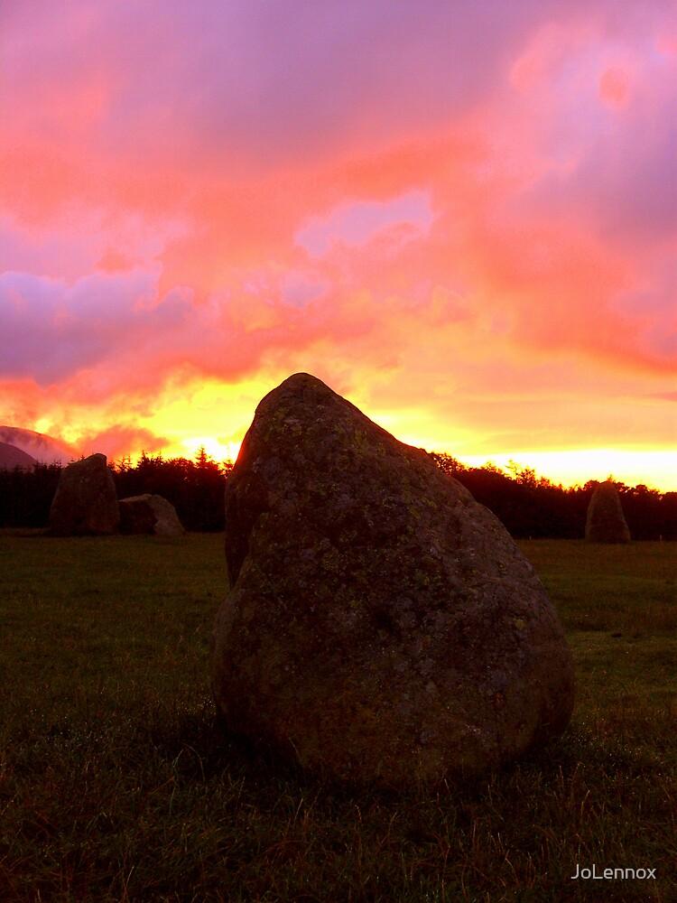 Stone & Sun by JoLennox