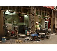 Chinese Takeaway Photographic Print
