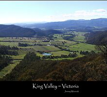 King Valley Panorama by symbioeco