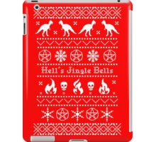 Hell's Jingle Bells iPad Case/Skin