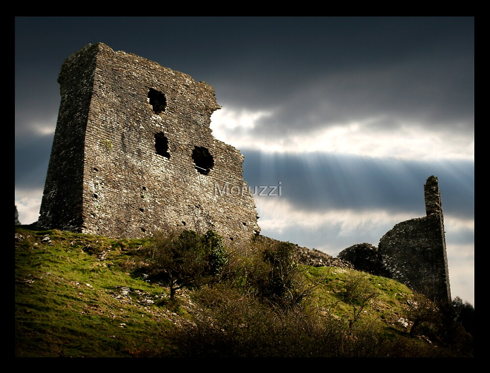 The Castle by Moruzzi