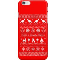 Hell's Jingle Bells iPhone Case/Skin