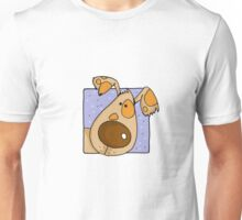 Close up Doggy Unisex T-Shirt