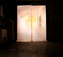 the doors to the x-ray room by claire jones