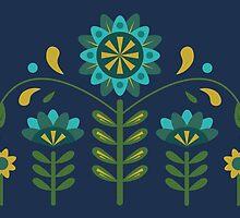 Flower Power by jcohendesign