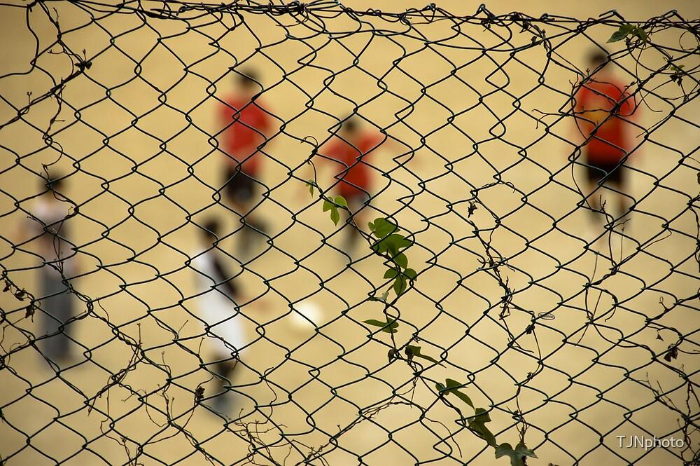 Kick It by TJNphoto