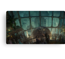 Bioshock: Rapture city Canvas Print
