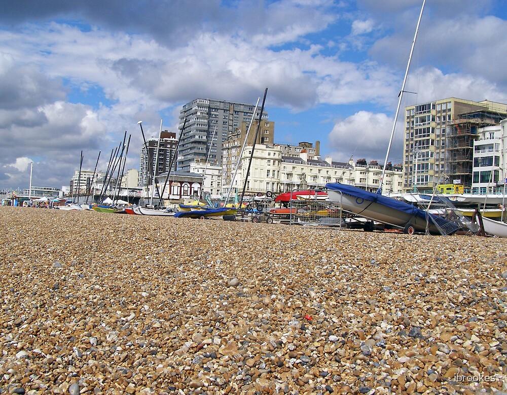 brighton sea front  by ibrookes