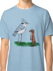 Mordecai and Rigby Classic T-Shirt