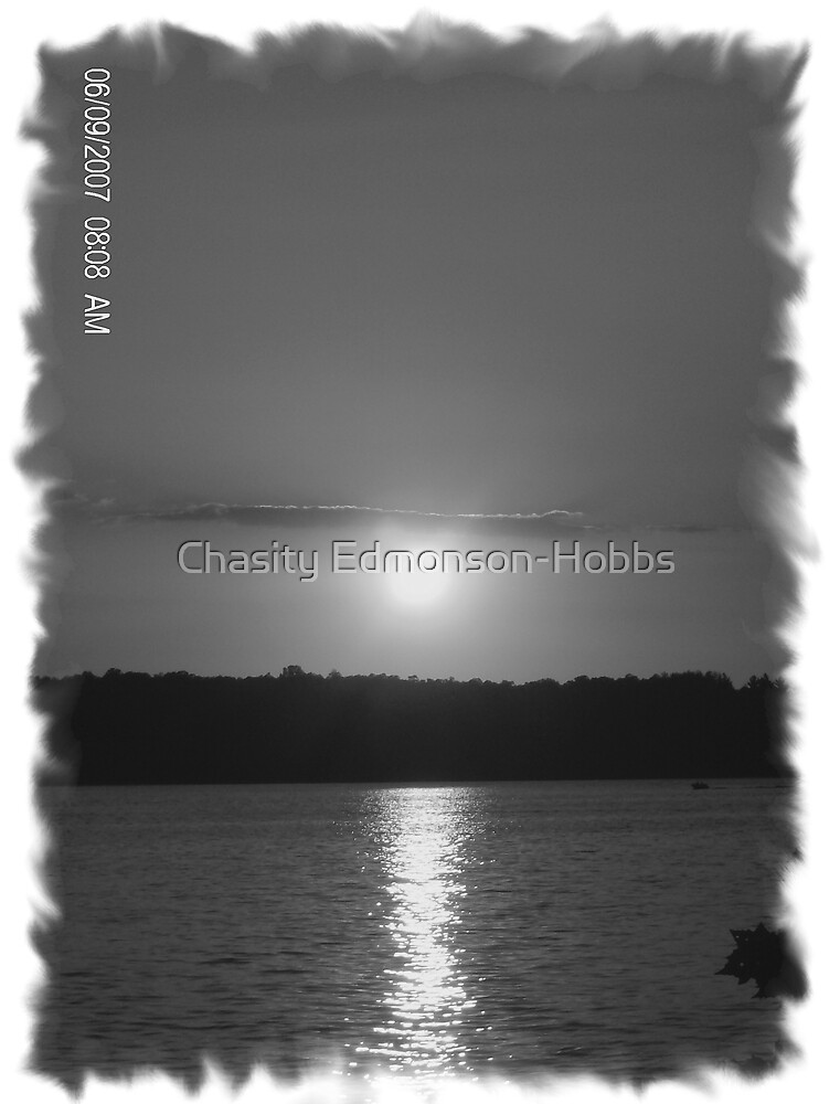 Sunset by Chasity Edmonson-Hobbs
