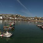 St Ives Cornwall by Ian Smith