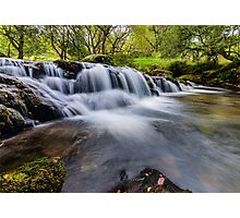 Mountian Water Photographic Print