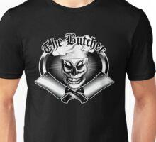 Butcher Skull 4: The Butcher Unisex T-Shirt