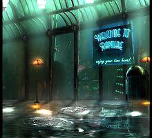 Bioshock: Welcome to Rapture by mariafumada