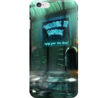 Bioshock: Welcome to Rapture iPhone Case/Skin
