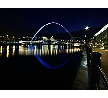 The Gateshead Eye Photographic Print