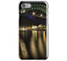The Tyne Bridge, Newcastle iPhone Case/Skin
