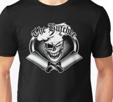 Butcher Skull 7: The Butcher Unisex T-Shirt