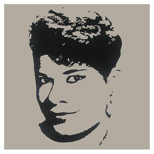 Ruth Brown by Gus McShane
