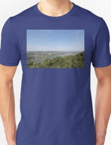 Scenic Rhine Valley T-Shirt