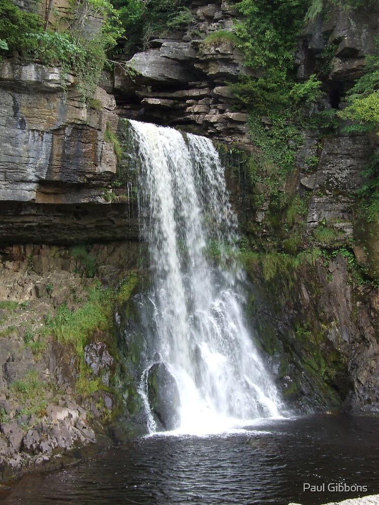 Waterfall Ingleton by spottydog06