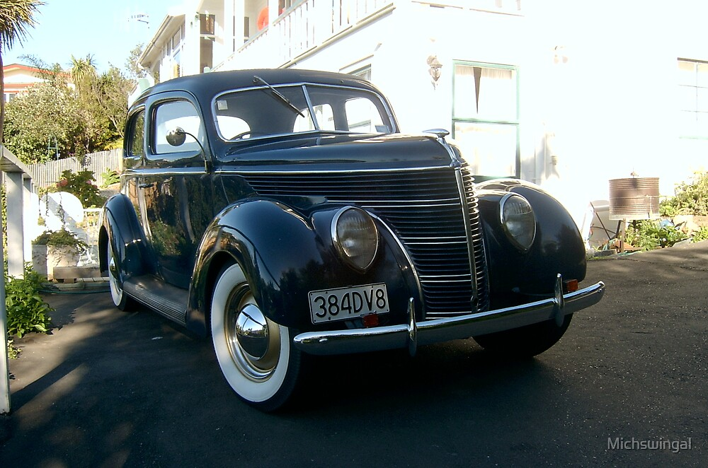 1938 Ford - Erol by Michswingal