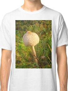 White Toadstool 5 Classic T-Shirt