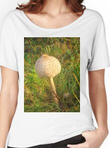 White Toadstool 5 Women's Relaxed Fit T-Shirt