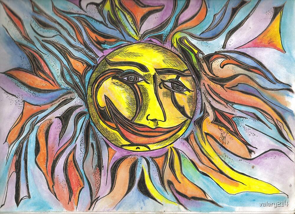 sunny daze by valery214