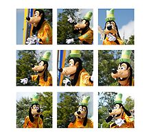 The Many Faces of Goofy by kpmvfwd