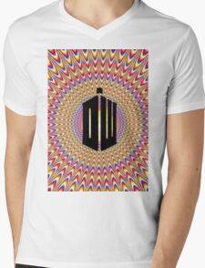 Doctor Who Trip Mens V-Neck T-Shirt