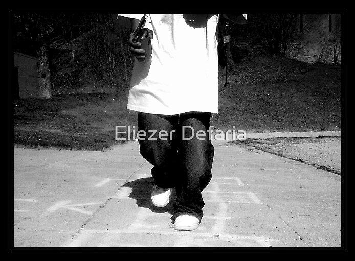 1, 2, step by Eliezer Defaria
