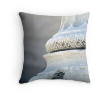 Ionic Pillar Throw Pillow