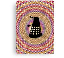 Dalek Trip Canvas Print