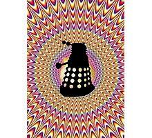 Dalek Trip Photographic Print