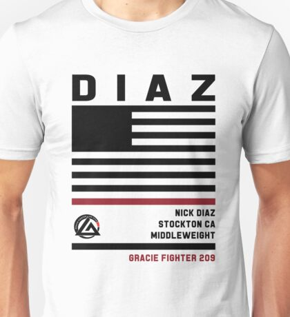 Nick Diaz - Fight Camp Collection Unisex T-Shirt