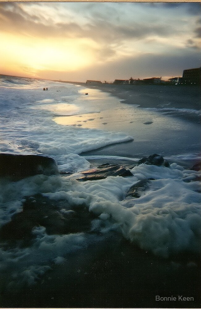 New Jersey at Sunset by Bonnie Keen