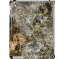 Abstract ice figures iPad Case/Skin