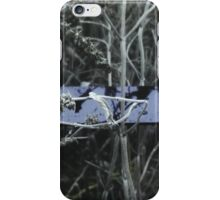 Black mirror-Fog and cold iPhone Case/Skin