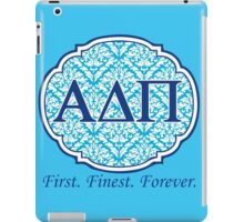 Alpha Delta Pi iPad Case/Skin