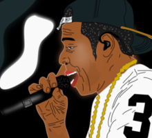 Jay Z- The Performance Sticker