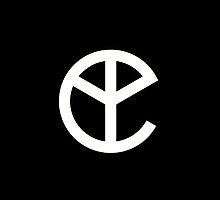 Yellow Claw (White Logo) by daniperez93