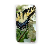 Yellow Tiger Swallowtail Samsung Galaxy Case/Skin
